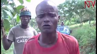 Oluguudo lubatamye: Abavubuka e Buikwe basimbye ebitooke mu luguudo thumbnail