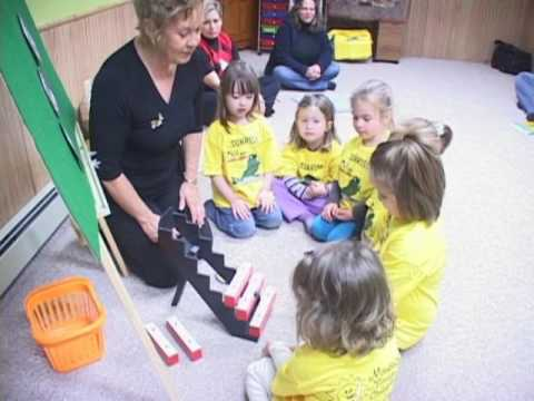 Music For Young Children Sunrise Class Youtube
