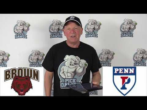 Penn vs Brown 2/14/20 Free College Basketball Pick and Prediction CBB Betting Tips