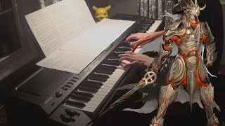 Fear Not This Night for Piano Solo | Guild Wars 2 | Kyle Landry