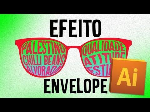 Tutorial EFEITO ENVELOPE (Adobe Illustrator) thumbnail