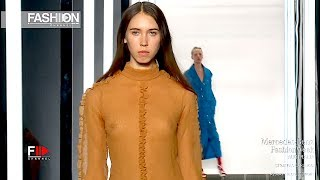 STRATEAS CARLUCCI MBFW AUSTRALIA RESORT 2018   Fashion Channel