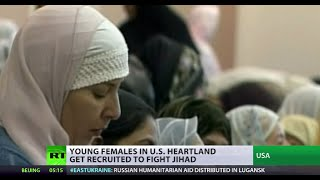 Young females in US heartland get recruited to fight jihad
