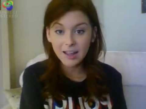 Renee Olstead facebook  vlog1