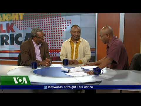 Straight Talk Africa and guests including Blessing Zulu on ...