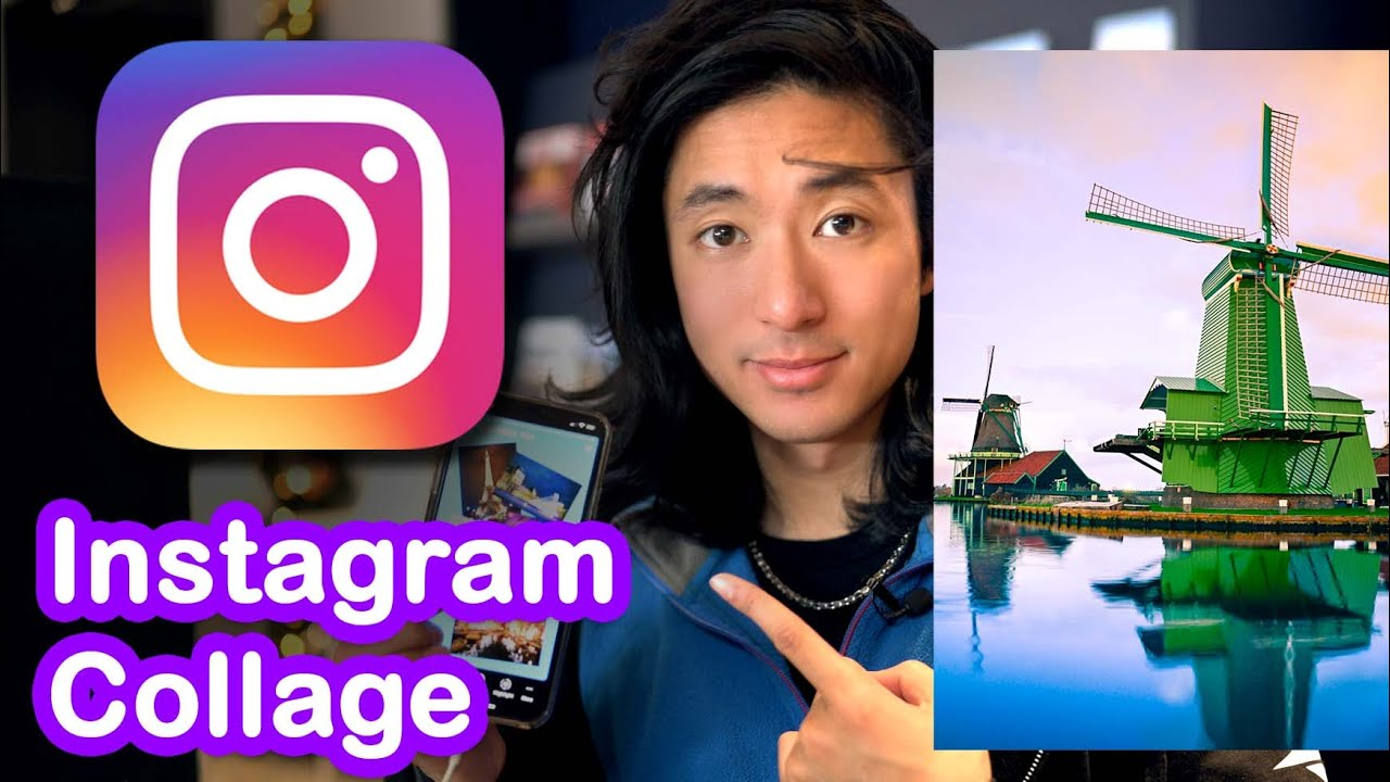 IG Tip: Create Photo Collage In Instagram Stories