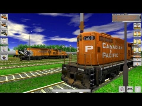 Awful PC Games: Rail Cargo Simulator Review