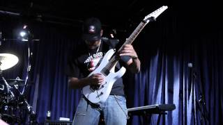 Tony Macalpine -  The Vision /  Dreamstate , Live in New York 2014