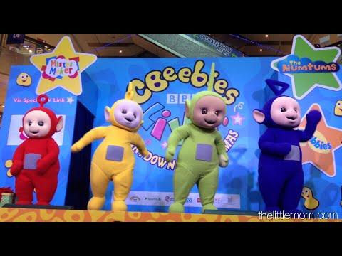 Cbeebies Teletubbies Live show!