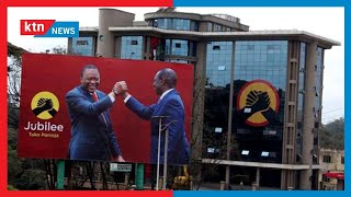 Jubilee In The Red: Party recorded Ksh.34.7M deficit; financial status published in dailies
