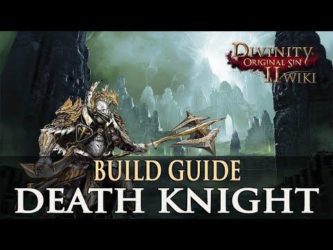 Divinity Original Sin 2 Builds - Death Knight (Warrior