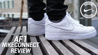 NIKE AIR FORCE 1 NIKECONNECT NYC REVIEW