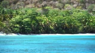 Scubadu Catamaran St John Hawks Nest