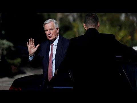 euronews (em português): Barnier: