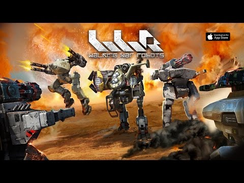 Walking War Robots ► БОИ РОБОТОВ (Android, ios)