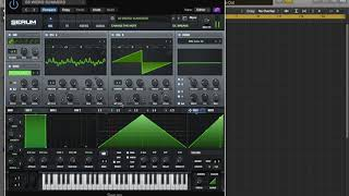 DC Breaks 'Liquid' DnB Serum Presets Demo