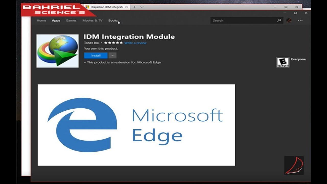 idm integration module for edge download