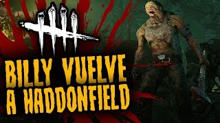 DEAD BY DAYLIGHT - LA MOTOSIERRA VUELVE A HADDONFIELD - GAMEPLAY ESPAÑOL