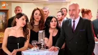 Ziya Hoca ve Zehra'nın sahte nikahı gerçekleşti! - atv