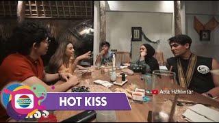 Pasangan Fenomenal Bertemu !!! Leslar Dan Atta-Aurel Saling Bongkar Rahasia !!! | Hot Kiss 2021