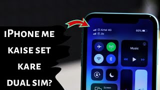 How to setup esim on iPhone 11, 11 Pro on Airtel & Jio