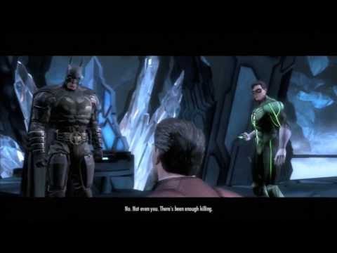 Injustice: Gods Among Us Chapter 12 Superman & Ending PS3 Video Game Story Walkthrough