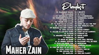Maher Zain Full Album Lagu Ramadhan 2021 - Lagu Terbaik Maher Zain 2021