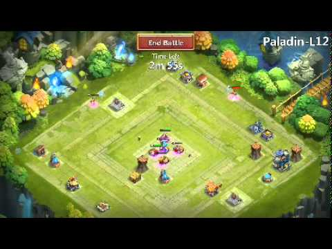 Mod Castle Clash