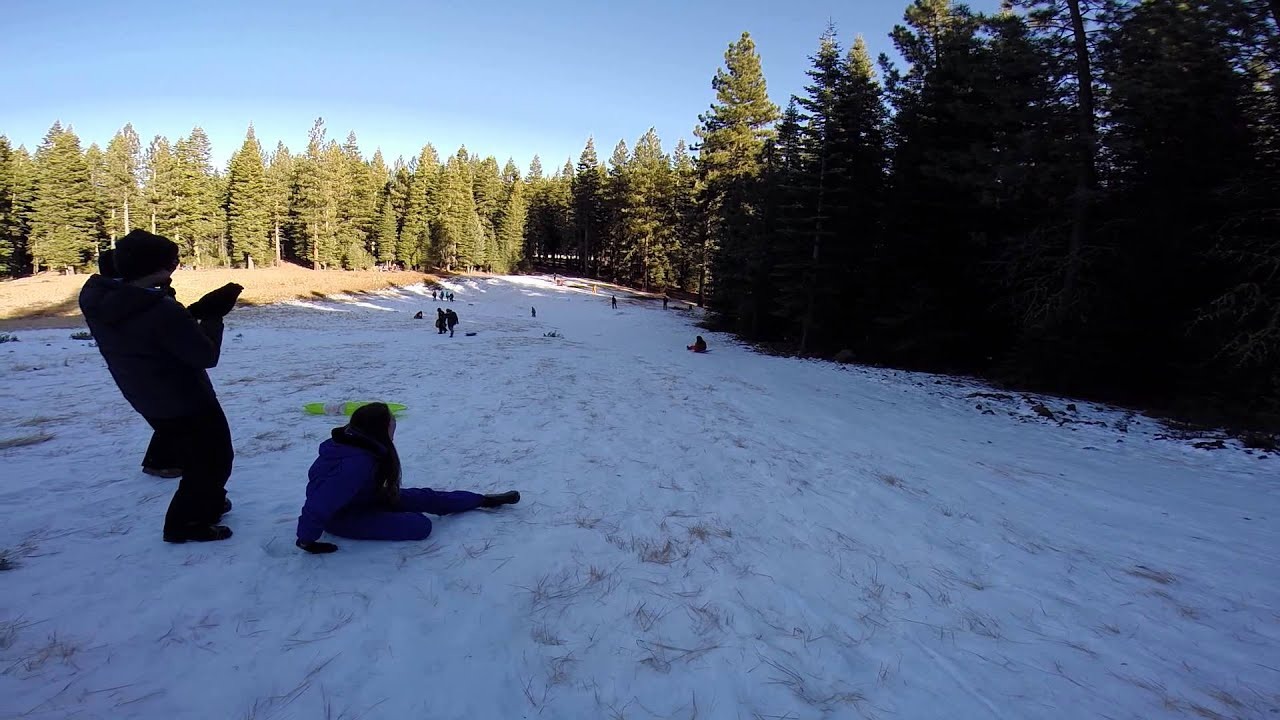 eskimo hill mt lassen ca kelley on a solo sled ride youtube