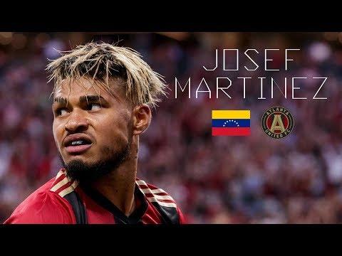 JOSEF MARTÍNEZ - Impressive Goals, Skills, Assists - Atlanta United FC - 2018