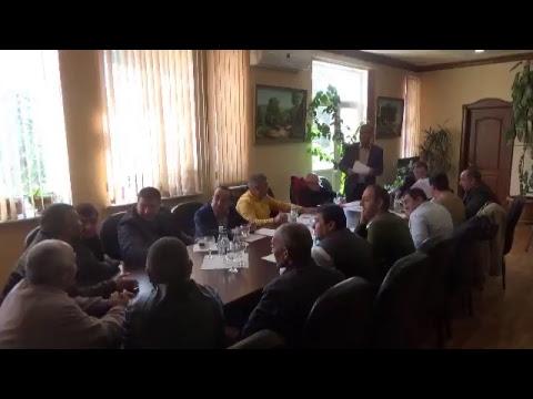15.10.2018 Ստեփանավան համայնքի ավագնու նիստ