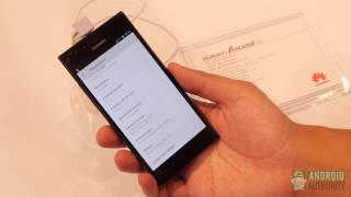 Huawei Ascend P2 Hands On and First Look
