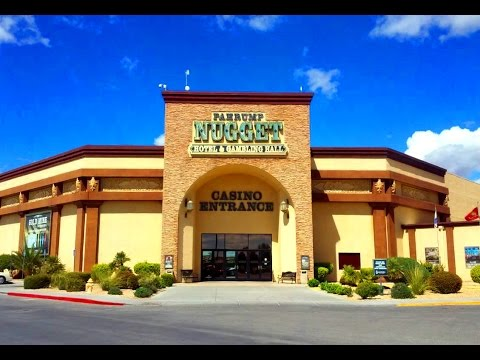 Stopped by Pahrump Nugget casino in Nevada