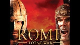 Rome Total War-Gold Edition | GamePlay