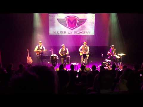Wicked game - cover by Mugs of Norway, Teatret Vårt (Molde)