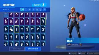 Trading STACKED Fortnite Account [RARE SKINS][GLIMMER & ROSA]
