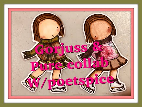 Gorjuss & Pure Collab With Poetspice December