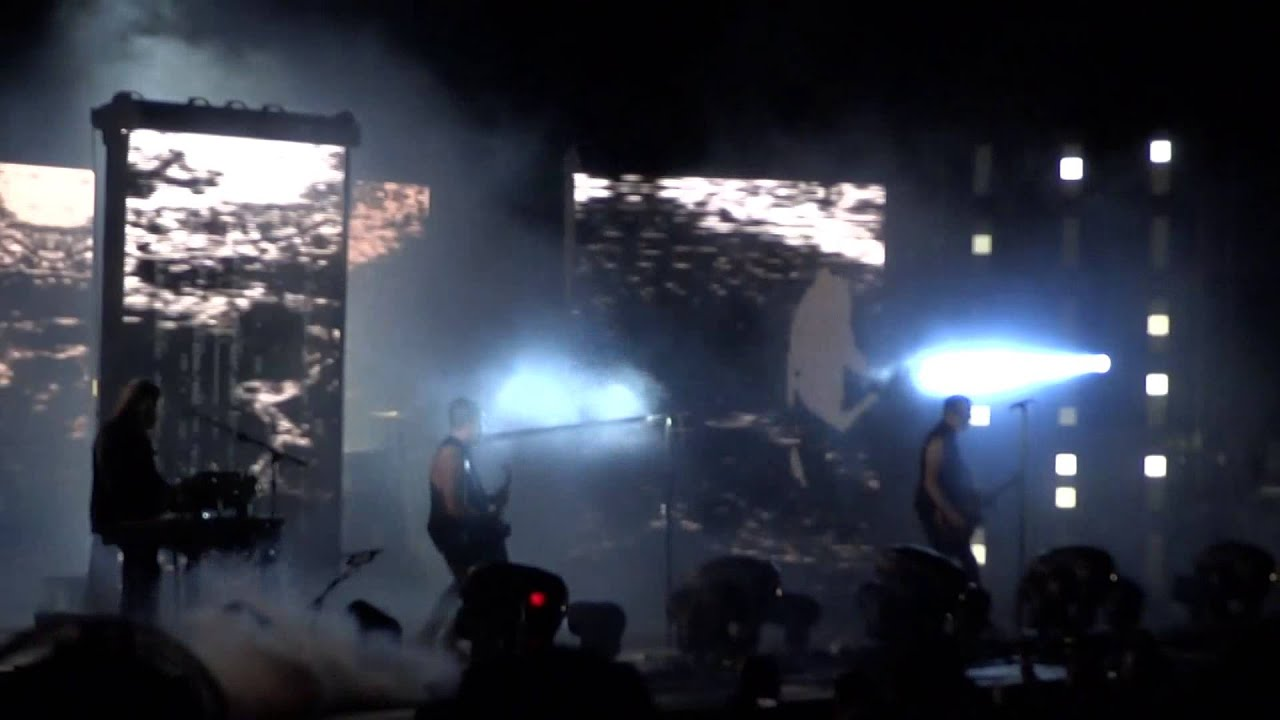 Nine Inch Nails (FULL CONCERT) 2014 Tinley Park Chicago NIN + ...