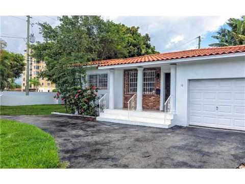 16 Malaga Ave,Coral Gables,FL 33134 House For Sale