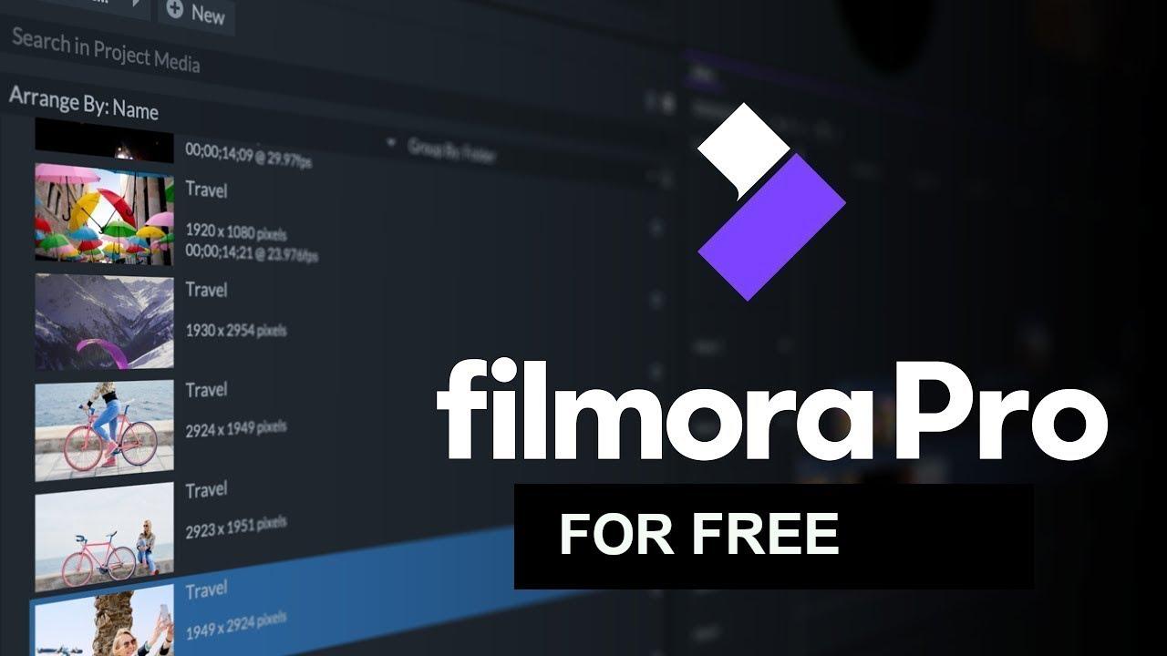 Filmora Pro Free Alternative Must Watch Video 2019 Youtube