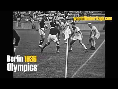 Berlin 1936 - Olympics - Olympia - Handball Austria vs. Hungary