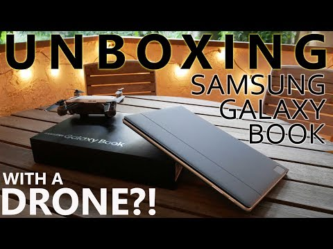 unboxing-samsung-galaxy-book...-with-a-drone?!