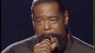 BARRY WHITE LIANE FOLY   JUST THE WAY YOU ARE