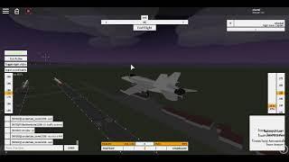 The ignoring ATC tower (Roblox [Alpha] Neo-Warfare X