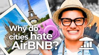Gambar cover Is AirBNB pushing rental prices up? - VisualPolitik EN
