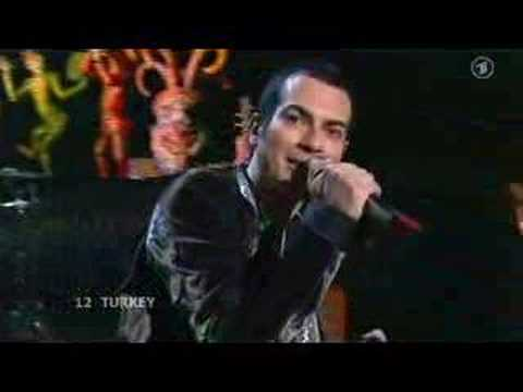 Eurovision Song Contest 2008 Final - Turkey (High Quality)