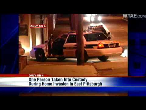 Home Invasion Reported In East Pittsburgh