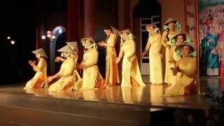 Múa : XIN MỘT ĐỜI TẠ ƠN - Thể hiện : Giáo xứ Tân Lý