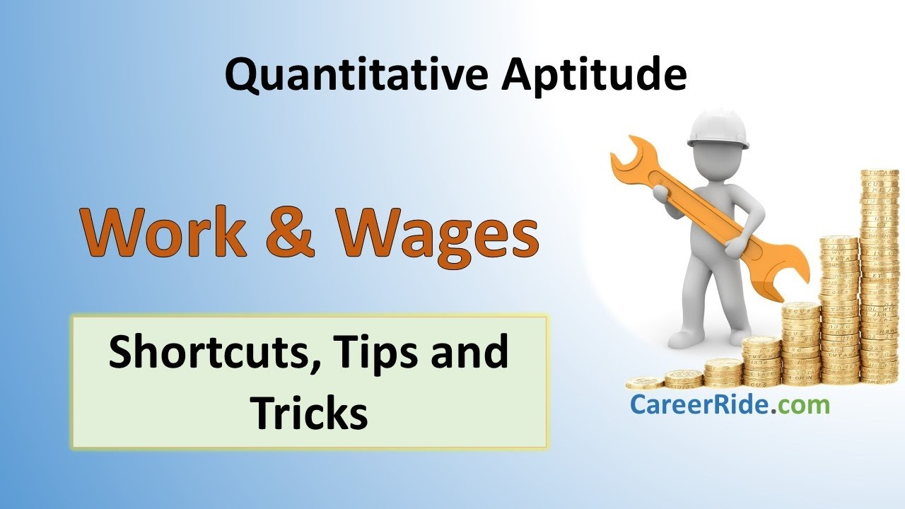 Download Work and Wages - Shortcuts & Tricks for Placement Tests, Job Interviews & Exams