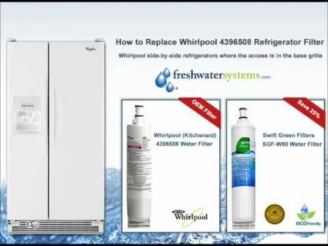 How Often To Replace Your Refrigerator Water Filter – Fresh